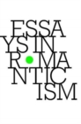 Essays in Romanticism, Volume 25.2 2018 - Book