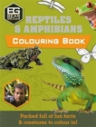 Bear Grylls Colouring Books: Reptiles - Book