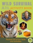 Bear Grylls Sticker Activity: Wild Survival - Book
