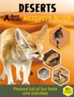 Bear Grylls Sticker Activity: Desert - Book