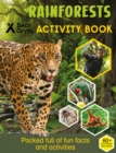 Bear Grylls Sticker Activity: Rainforest - Book