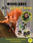 Bear Grylls Sticker Activity: Woodlands - Book