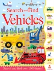 Search and Find Vehicles - Book