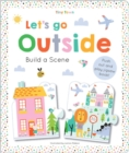 Tiny Town Let's go outside - Book