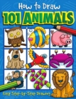 How to Draw 101 Animals - Book