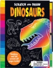 Scratch and Draw Dinosaurs - Book