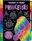 Scratch and Draw Princesses - Book