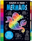 Scratch and Draw Mermaids - Book