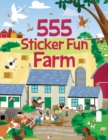555 Sticker Fun Farm - Book