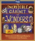 The Incredible Cabinet of Wonders - Book