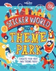 Sticker World - Theme Park - Book