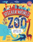 Sticker World - Zoo - Book