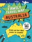 My Family Travel Map - Australia - Book
