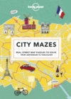 City Mazes - Book