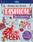 Around The World Fashion Sketchbook - Book
