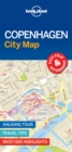 Lonely Planet Copenhagen City Map - Book