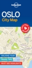 Lonely Planet Oslo City Map - Book