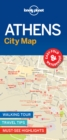 Lonely Planet Athens City Map - Book