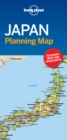 Lonely Planet Japan Planning Map - Book
