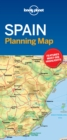 Lonely Planet Spain Planning Map - Book