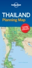 Lonely Planet Thailand Planning Map - Book