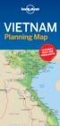 Lonely Planet Vietnam Planning Map - Book