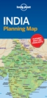 Lonely Planet India Planning Map - Book