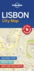 Lonely Planet Lisbon City Map - Book