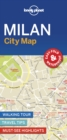 Lonely Planet Milan City Map - Book