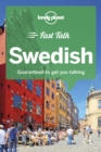 Lonely Planet Fast Talk Swedish - Book