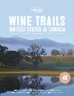 Wine Trails - USA & Canada - Book