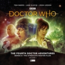 The Fourth Doctor Adventures Series 8 Volume 1 - Book