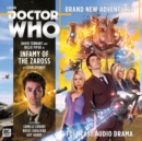 The Tenth Doctor Adventures: Infamy of the Zaross - Book