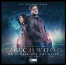 Torchwood - 21 We Always Get Out Alive - Book