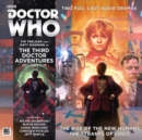 The Third Doctor Adventures Volume 4 - Book