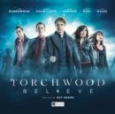 Torchwood: Believe - Book