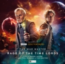 The War Master 3 - Rage of the Time Lords - Book