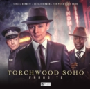 TORCHWOOD SOHO: PARASITE - Book