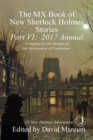 The MX Book of New Sherlock Holmes Stories - Part VI : 2017 Annual - eBook