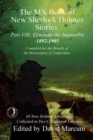 The MX Book of New Sherlock Holmes Stories - Part VIII : Eliminate The Impossible: 1892-1905 - eBook