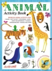 Animal Activity Book - Book