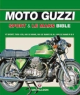 The Moto Guzzi Sport & Le Mans Bible - Book