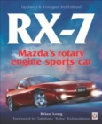 RX-7 Mazda's Rotary Engine Sports Car - Book