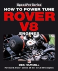 How to Power Tune Rover V8 Engines for Road & Track - Book