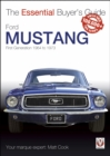 Ford Mustang - First Generation 1964 to 1973 - eBook