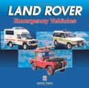 Land Rover Emergency Vehicles - Book