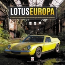 Lotus Europa - Colin Chapman's mid-engined masterpiece - Book