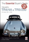 Triumph TR4/4A & TR5/250 - All models 1961 to 1968 - Book