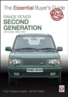 Range Rover : Second Generation 1994-2001 - Book