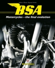 BSA Motorcycles - the final evolution - Book